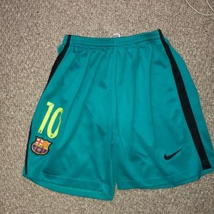 Size small athletic shorts